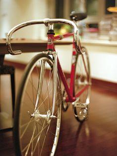 Cool track bike