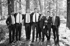 Keri and George Lake Tahoe Wedding