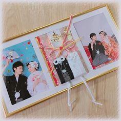 ウェルカムスペースに飾りたい夫婦守のディスプレイ特集 | marry[マリー]