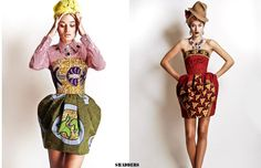 STELLA JEAN SS12 AFRICAN PRINTS INSPIRED COLLECTIONS