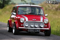 The ultimate car, the original mini cooper!   Fans of special cars www.lionheartinsurance.co.uk