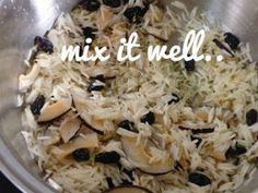 Veg Indian Cooking: Sindhi Tahiri Easy Sesame Chicken, Rice, Indian, Cooking, Recipes, Food, Kitchen, Essen, Eten