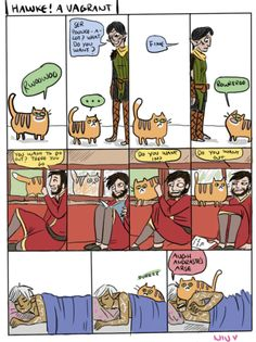 Yup, pretty much sums it up. Cat owners will understand :)