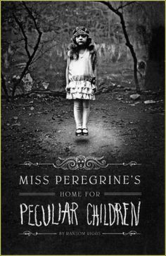 'Miss Peregrine's Home for Peculiar Children' I am currently reading this book and its really good. Y'all should totally read it