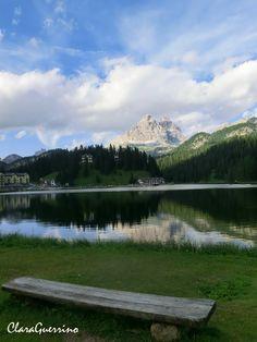Stesso lago, stessa fotografa, stesso scatto, ma con sfumature diverse ogni volta