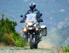 BMW GS Adventure, again.  For the future trips in my imagination.