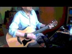 Opus - Live is Life - Unplugged mit Akustik-Gitarre - Cover