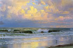 Breaking Waves  William Trost Richards
