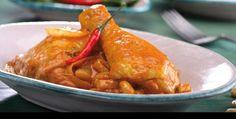 Esta receta de estofado de pollo es una excelente opción de comida apetitosa y sana. ¡Pruébala!