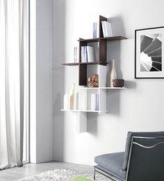 mensole moderne : estanterias on Pinterest Wall Shelves, Shelving and Shelves