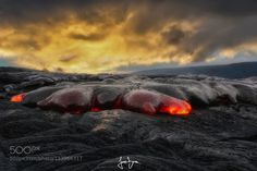 Lava in big island by James_Binder. Please Like http://fb.me/go4photos and Follow @go4fotos Thank You. :-)