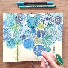 Visual art journaling inspiration art journals, draw at mixed media. Journal D'art, Art Journal Pages, Art Journals, Nature Journal, Journal Ideas, Bullet Journal, Moleskine Sketchbook, Arte Sketchbook, Sketchbooks