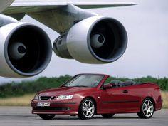 Hirsch Performance Saab 9-3 Convertible Aero