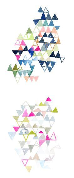 yao cheng - watercolor