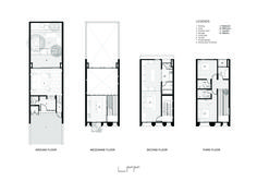 Gallery of Townhouse with Private Garden / baan puripuri - 19