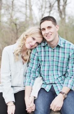 Just Adorable Engagement Photos.