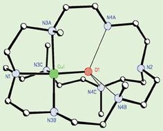 Copper only forms Ionic Bonds. This is a bond of copper and oxygen.