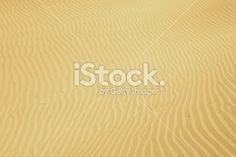 Ripples in a sand dune. Abstract Photos, Image Now, Dune, Royalty Free Stock Photos, Yellow, Movie Posters, Film Poster, Billboard, Film Posters
