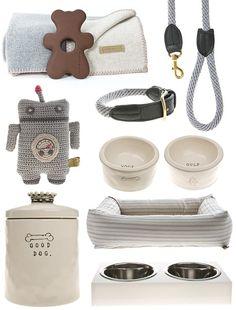 Accesorios para mascotas - Pet accessories http://us.mungoandmaud.com/Dogs/
