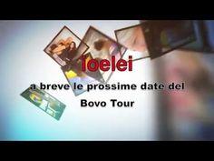 """Spot """"ioelei"""" Bovo Tour a breve le prossime date"""