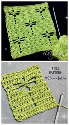 Dragonfly Stitch Free Crochet Free Pattern Source by Our Reader Score[Total: 0 Average: Related photos:Learn To Crochet Fancy StitchRaised Crochet Stitches Free PatternsInterlocking Block Stitch (aka Plaid Stitch) Free Crochet Tutorial Stitch Crochet, Crochet Motifs, Crochet Squares, Crochet Blanket Patterns, Filet Crochet, Crochet Shawl, Knitting Patterns Free, Knit Crochet, Free Knitting
