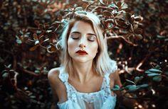 Marvelous Portrait Photography by Ronny Garcia #inspiration #photography