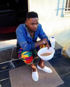 He said he like his cereal 60% soggy 40% crunchy lmao
