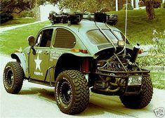 "Super Bug*: Baja ""Militar""."