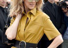 Celine Dion se desnuda en Vogue