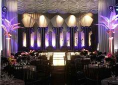 Art Deco Reception Idea