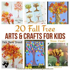 *This post contains affiliate links* I just can't get enough of fall trees. I think it is the beautiful colors that draw me in and delight me. Autumn trees are one of my favorite painting sub…