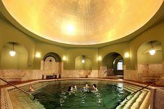 Török Fürdő Eger Hungary, Bathtub, Outdoor Decor, Home, Standing Bath, Bathtubs, Bath Tube, Ad Home, Homes