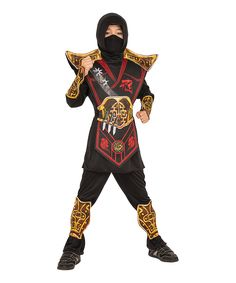 Battle Ninja Dress-Up Set
