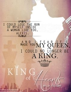 86 Best King Of Hearts Images King Of Hearts Teaser Book Quotes