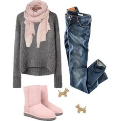 Comfy Day Outfit