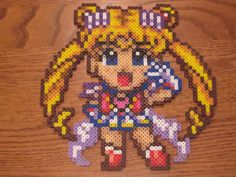 Sailor Moon Bead Sprite by kitzies on Etsy, $15.00