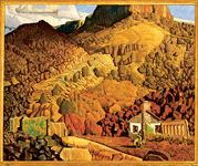 Learn about the Taos Society of Artists, which existed from 1915 to 1927 at the Harwood Museum in Taos, New Mexico. These early American painters frequently recorded American Indians in traditional garb, northern New Mexico Hispanos and old-timer Anglo-Americans, as well as landscapes, they defined the first decades of the Taos art colony.