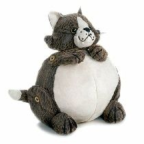 Fat Cat Decorative Doorstop by Dora Designs