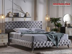 Armada, Modern Bedroom, Chesterfield, Furniture, Home Decor, Cots, Bedroom Modern, Decoration Home, Room Decor