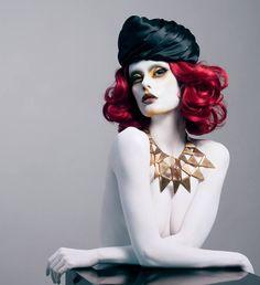 The exceptionally talented ROSHAR Makeup Artist (www.roshar.com/)