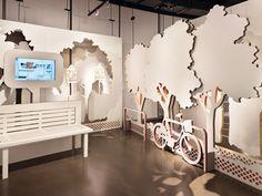 exhibition stand wall design - Google zoeken