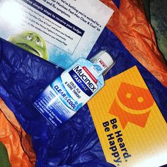 See this Instagram photo by @acrogodess914 #ad #freesample #mucinexfastmax