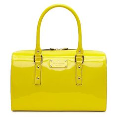 Love this.. *LOVE* and it comes in green or blue or a few other colors.. My Kate Spade gift card is just burning a hole in my pocket right now.