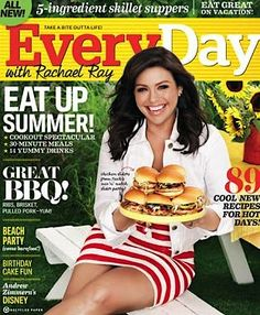 Every Day with Rachael Ray: 1-yr for $4.50! {thru 8/20}