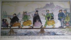 Musée Hansi. Hansi fait la fierté de la ville dont il a su illustrer avec bonheur les us et coutumes, imprégnant un peu partout son esprit joyeux et amical.  © C.Gary