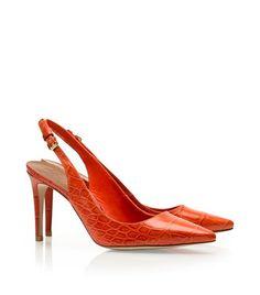 Ivy Slingback | Womens Heels | ToryBurch.com