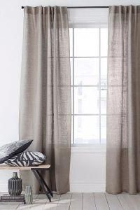 Jaw-Dropping Tips: Cafe Curtains Dreams curtains bohemian boho.Cafe Curtains With Blinds curtains bedroom minimalist. Beige Curtains, Purple Curtains, Home Curtains, Farmhouse Curtains, Country Curtains, Curtains Living, Colorful Curtains, Curtains With Blinds, Kitchen Curtains
