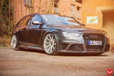 Audi RS4 - CVT #Vossen