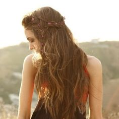 beautiful wavy hair