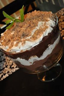 Skor Bar Trifle..... It is the most requested dessert that I make for sure!